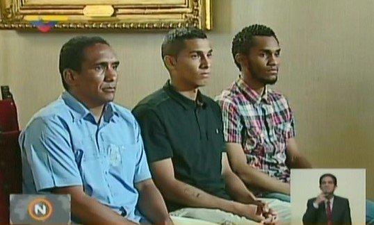 Estos son los primeros presos políticos excarcelados este #13Jun