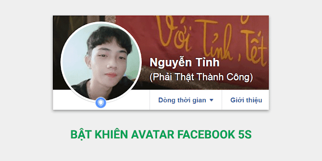 Hướng dẫn bật khiên cho nick facebook trong 5s mới nhất 2019,bật khiên avatar,bật khiên avatar bằng token,bật khiên avt bằng điện thoại
