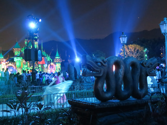 Hong Kong Disneyland ; Halloween Parade