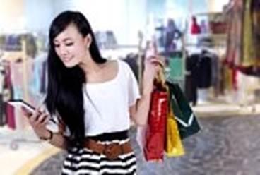 Gambar wanita hobi berbelanja adalah kebiasaan buruk yang sebabkan susah kaya