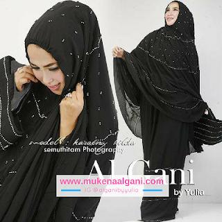 mukena%2Bmadina2 Dokter barbie Tika cantik wearing Mukena Najwa super duper Best Seller 😍