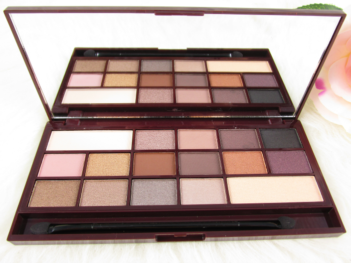 Makeup Revolution - I Heart Makeup - Death by Chocolate Eyeshadow Palette - 22g - 9.99 €