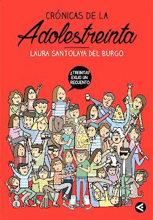 foto portada libro cronicas de la adolestreinta descargar gratis epub