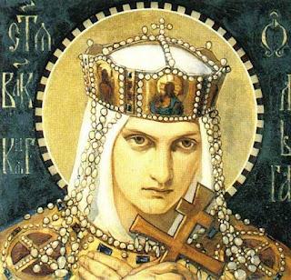 Бруни Николай Александрович «Ольга (святая великая княгиня)»