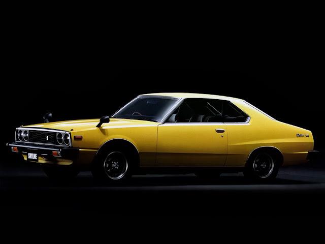 Nissan Skyline 2000GT Hardtop