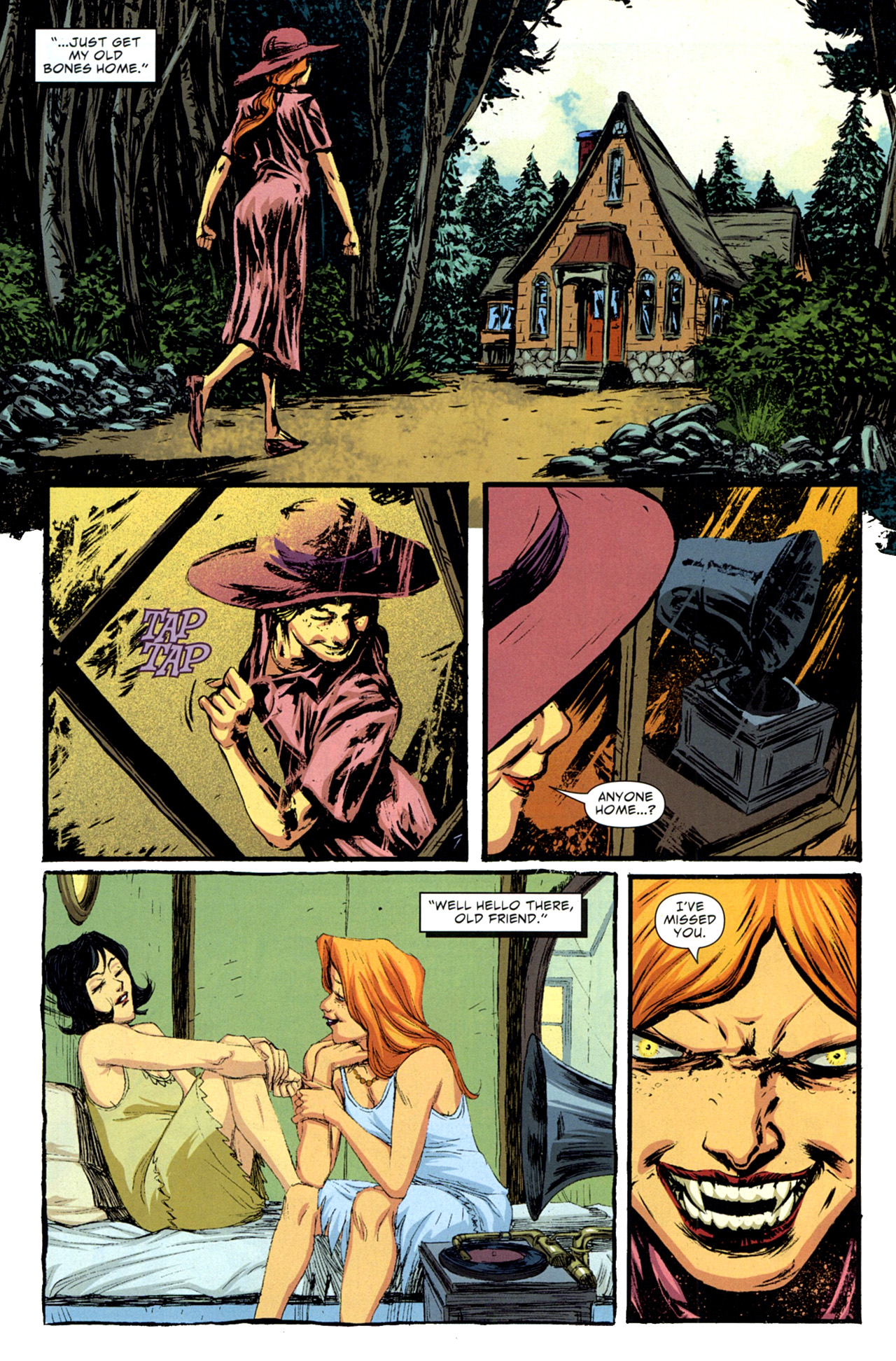 American Vampire issue 11 - Page 19