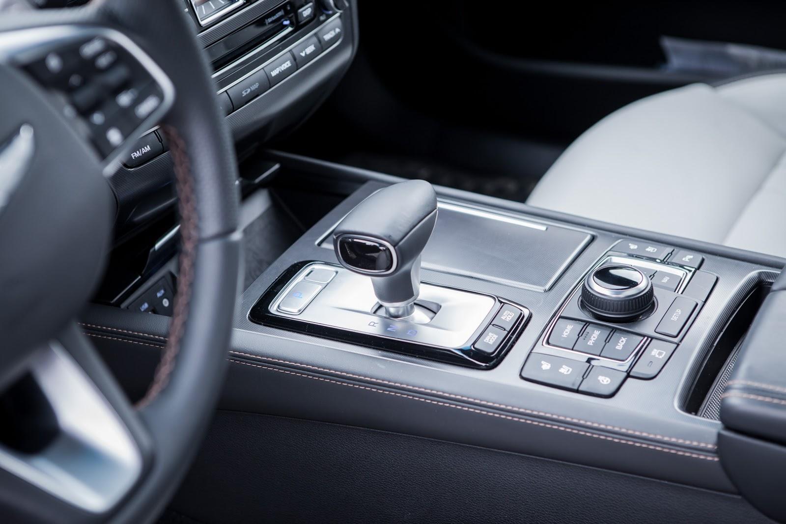 Stash spots in cars