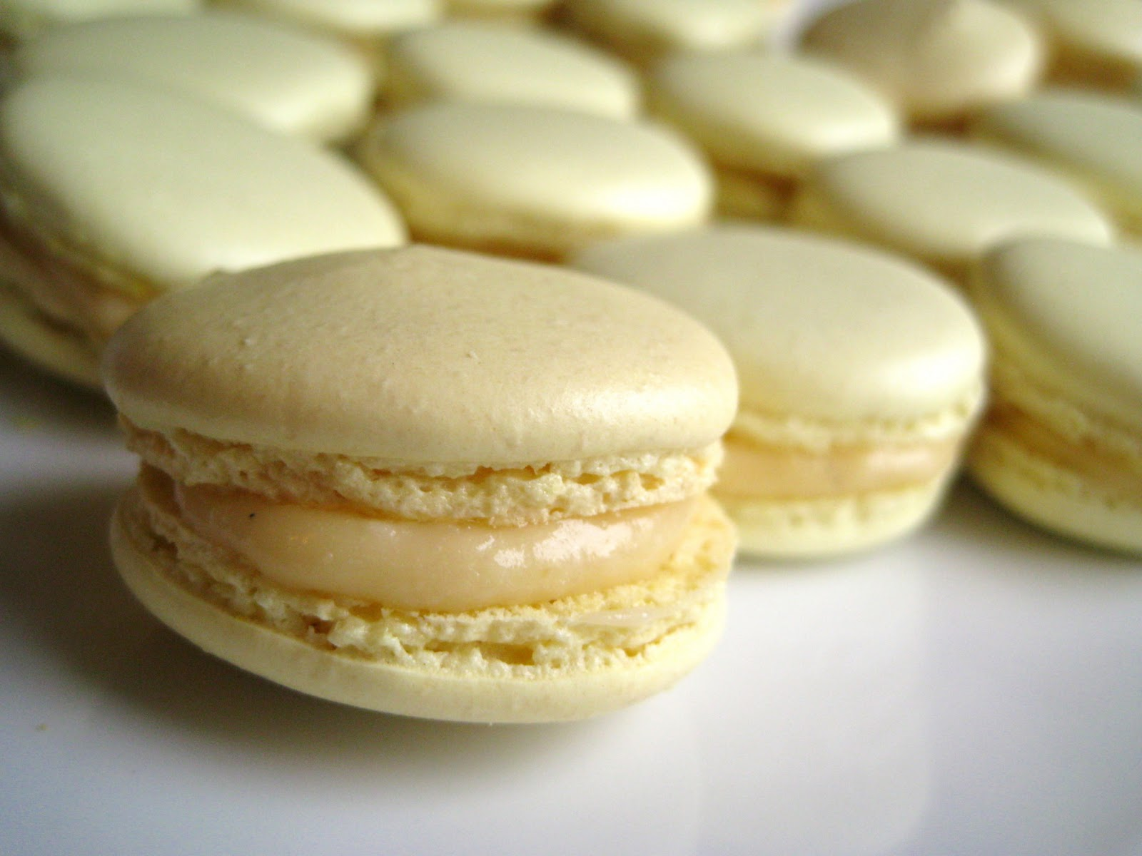 Coques A Macarons Meringue Italienne Recette Detaillee Il