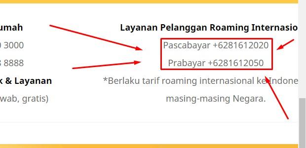 Nomor Call Center Indosat pascabayar dan prabayar Terbaru 2019