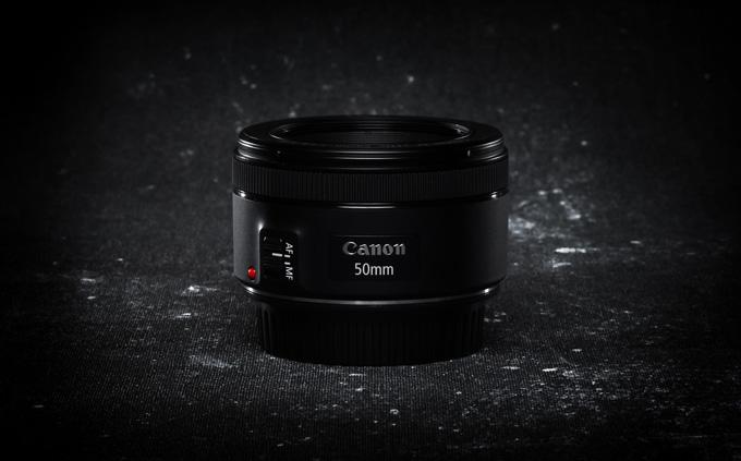 Ulasan Lensa Prime Canon EF 50mm f/1.8 STM