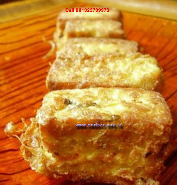 Resep tahu schotel daging sapi nasi box walini ciwidey