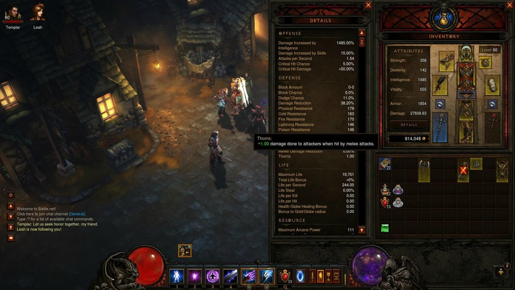 Can You Craft A Focus In Diablo