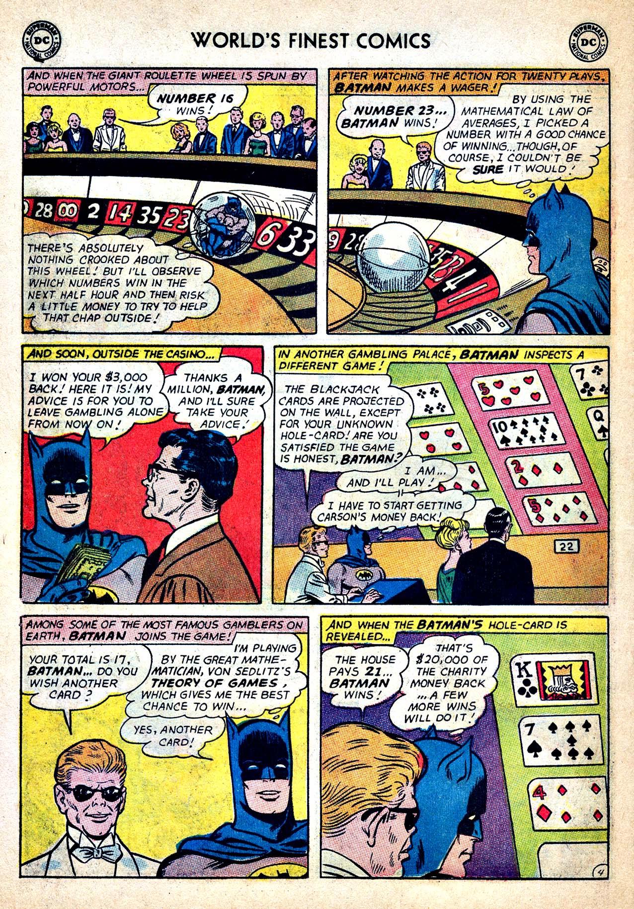 Read online World's Finest Comics comic -  Issue #150 - 6