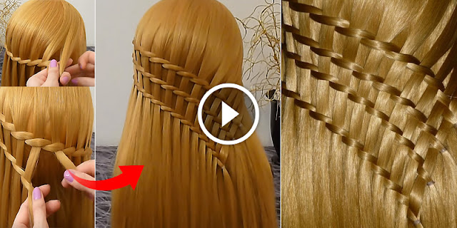 How To Create Simple And Easy Braid Hairstyle