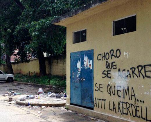 "Valores en descomposición: terreno fértil para el ""malandro"""