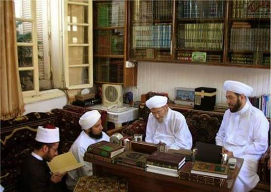 """Mufti Suriah: SAYA Di Fitnah Atas Berita """"Musnahkan Warga Aleppo"""""""