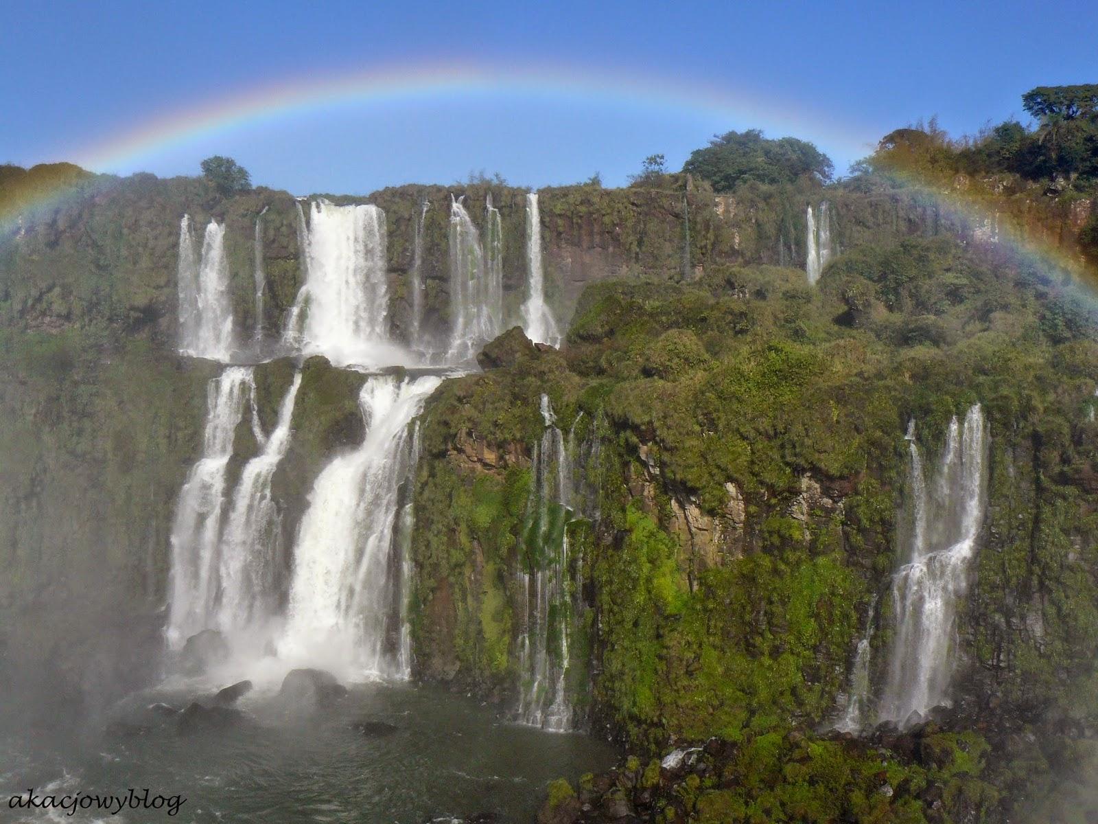 W krainie Guarani. Wodospady Iguaçu.