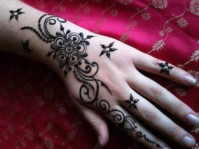 Stylish Henna For wedding