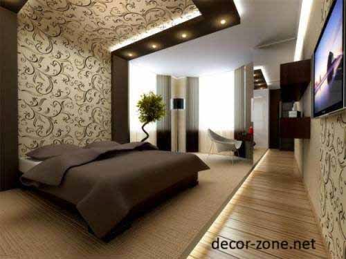 wallpaper ideas for master bedroom wall decor
