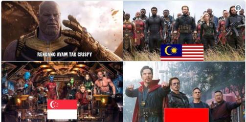 Heboh...Gara - Gara Rendang Indonesia, Malaysia, Singapura bersatu