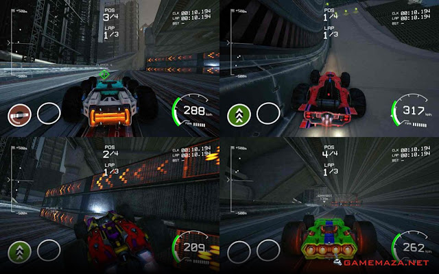 GRIP Combat Racing Gameplay Screenshot 3