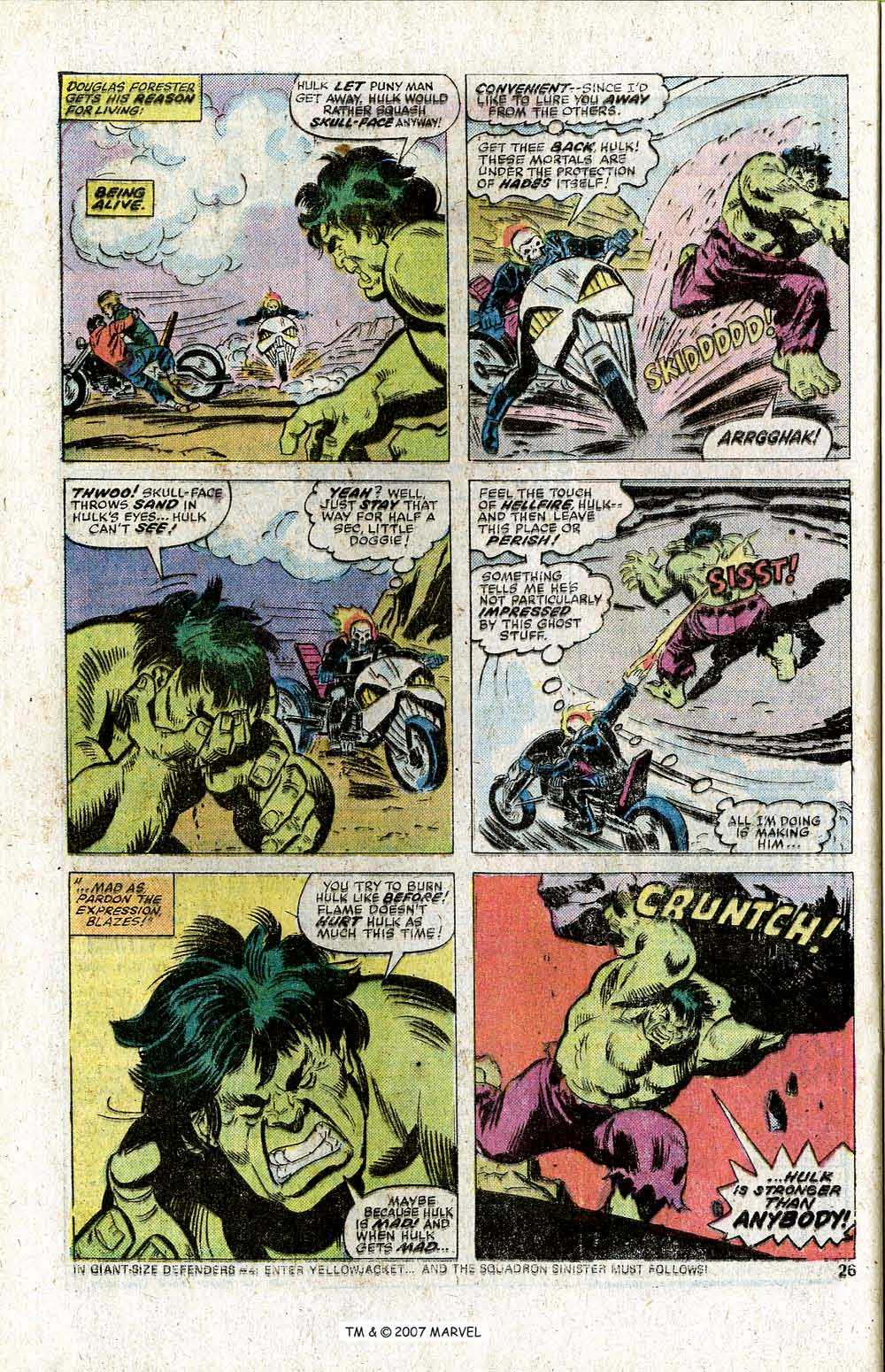 Ghost Rider (1973) Issue #11 #11 - English 28