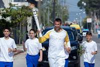 Η Αλεξανδρούπολη υποδέχεται την Ολυμπιακή Φλόγα