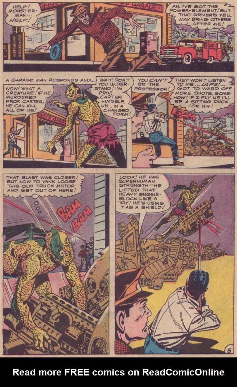 Strange Adventures (1950) issue 204 - Page 27