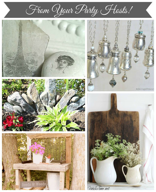 Vintage Inspiration Party Host Features July