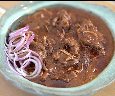 How to make mutton pasanda