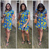 African Print Dresses; Creative Ankara Styles Short Gown For African Ladies