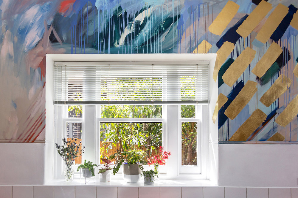An Interior Designer And I Would Just Love To Be Able Source Camille For Some Swirling Hazy Colorful Works On My Clients Wallsbut Melbourne Is