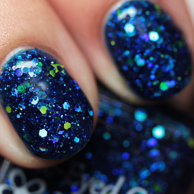 Blue-Eyed Girl Lacquer Morning Star