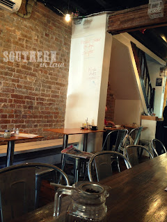 Third Village Cafe Review - Stanley Street Darlinghurst