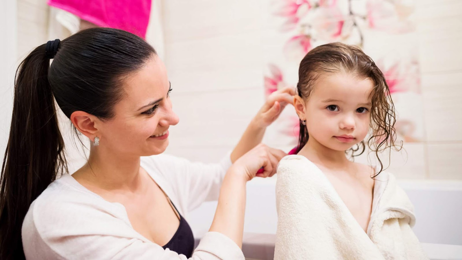 Kids Combing Tips
