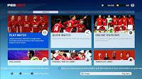 Manchester United Graphic Menu PES 2017