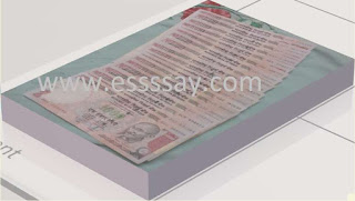Autobiography of 500 and 1000 Rupee Notes Essay