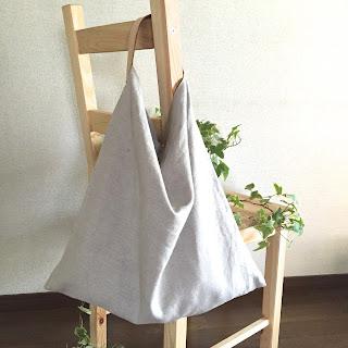 麻 革 鞄