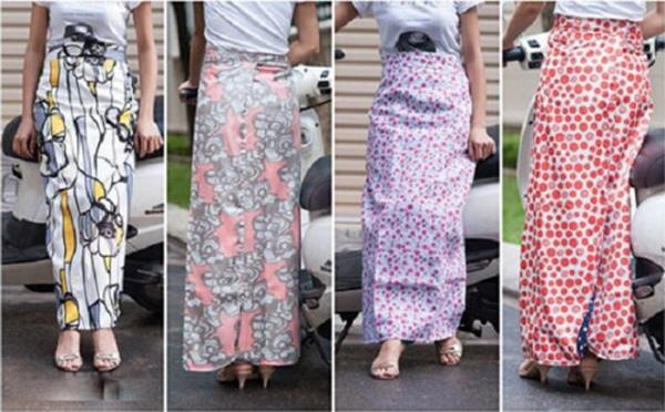 váy chống nắng chất liệu phù hợp với bạn
