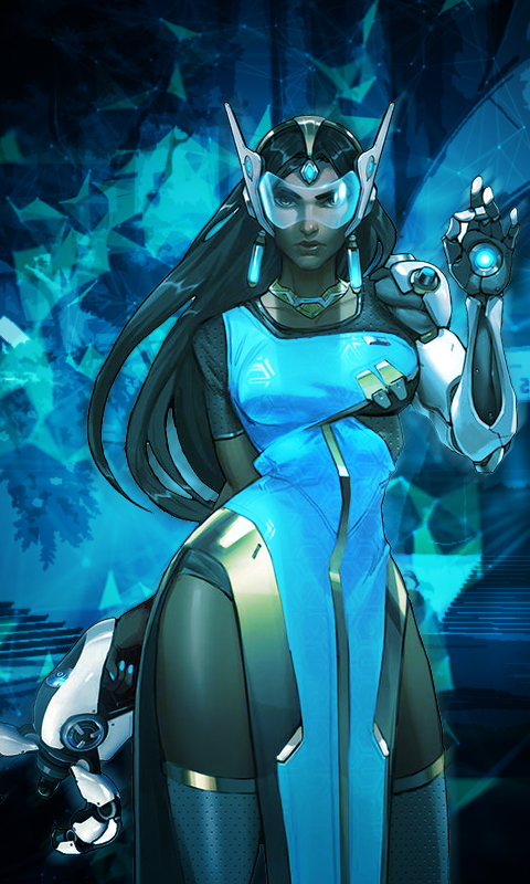 high quality symmetra image