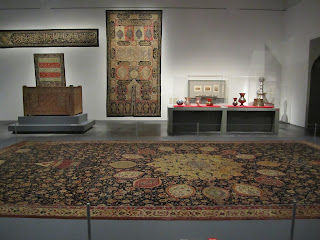 Ardabil Carpet More Pictures Of The Ardabil Carpet In Lacma
