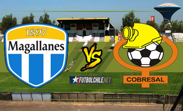 Magallanes vs Cobresal - 17:30 h - Primera B - 19/03/18