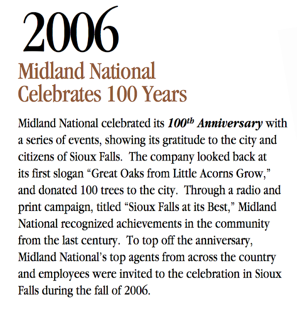 Midland National Life 100 years