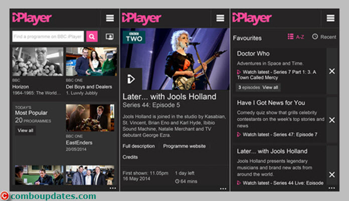 BBC updates its iPlayer App for Windows Phone with Live TV