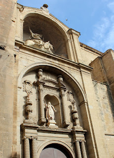 Iglesia de Santiago, Logroño