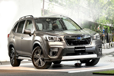 Hybrid Variant Forms Big Chunk Of 2019 Subaru Forester Sales In