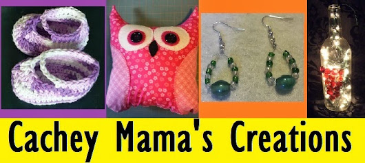 Cachey Mama's World of Learning: Cachey Mama's Creations