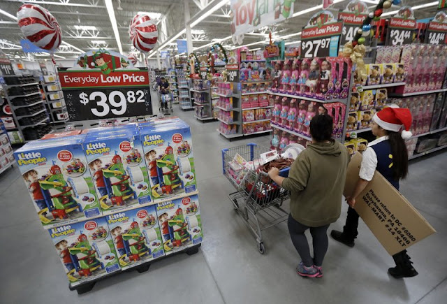 Walmart to offer Black Friday deals