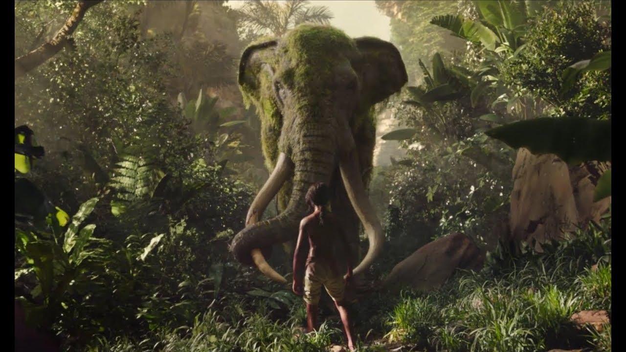 Mowgli Official Trailer (2018) | Christian Bale, Cate Blanchett