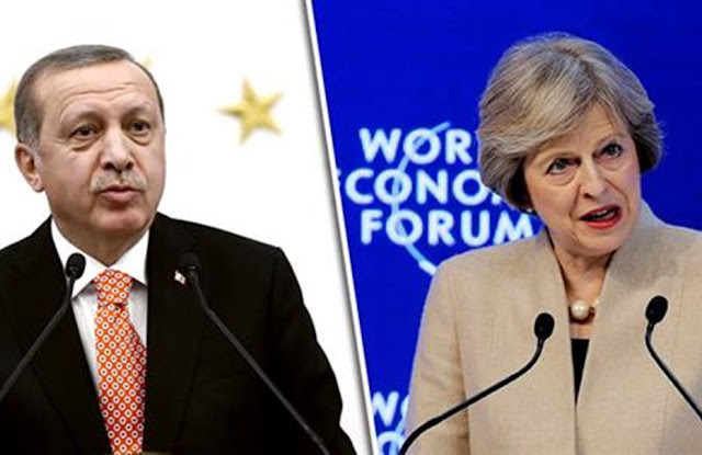 Το Κυπριακό ενώπιον του βρετανοτουρκικού άξονα